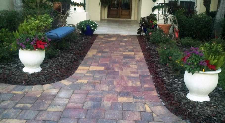Make Your Pavers POP!