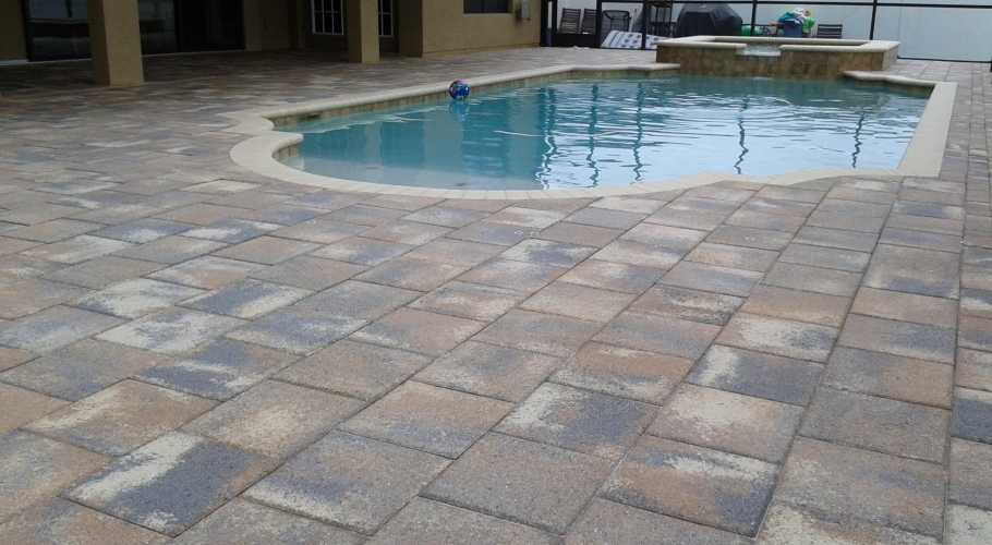 Pool Decks and Patios